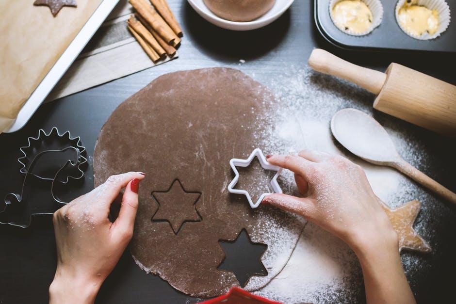 foremka do wycinania ciastek
